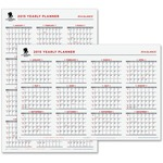 At-A-Glance Wounded Warrior Erasable Calendar AAGPMW26P28