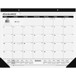 At-A-Glance Nonrefillable Classic 12-mth Desk Pad AAGSK240015