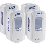 Purell LTX-12 White Touch-free Dispenser GOJ192004CT