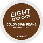 Eight O'Clock 100% Colombian K-Cup Pack K-Cup for Keurig Brewer GMT6407