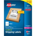 Avery Laser Printer Internet Shipping Labels AVE5912
