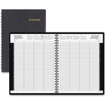 At-A-Glance 8-Person Group Daily Appointment Book AAG7021275