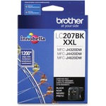 Brother Innobella LC207BK Ink Cartridge - Black BRTLC207BK