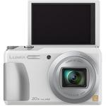 Panasonic Lumix DMC-ZS35 16 Megapixel Compact Camera - White PANDMCZS35W