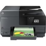 HP Officejet Pro 8610 Inkjet Multifunction Printer - Color - Plain Paper Print HEWA7F64A