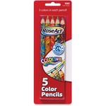 RoseArt Rainbow Color Swirl Colored Pencils (01020)