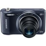 Samsung WB35F 16.2 Megapixel Compact Camera - Black SASECWB35FZBPB