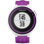Garmin GPS Fitness Watch/Heart Rate Monitor GIN4RUN220WVB