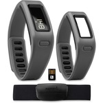 Garmin Vivofit Fitness Band Bundle GINVIVOSLATEB