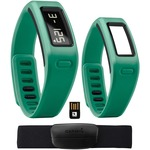 Garmin Vivofit Fitness Band Bundle GINVIVOTEALB