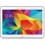 "Samsung Galaxy Tab 4 SM-T530 16 GB Tablet - 10.1"" - Wireless LAN - 1.20 GHz - White SASSMT530NZWA"