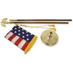 CF Flag Indoor American Flag Set CFD35241270