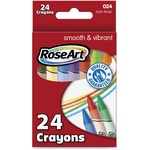 RoseArt 24-Count Classic Crayons (00024)