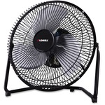 Lorell 2-Speed Heavy Metal Fan LLR33982