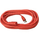Compucessory Heavy Duty Extension Cord 25', Orange CCS25148