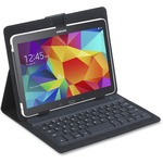 """Compucessory Keyboard/Cover Case (Folio) for 10.1"""" iPad Air, Tablet - Black CCS28284"""