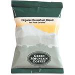 Green Mountain Coffee Fair Trade Organic Breakfast Blend Coffee (T4426)
