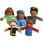 Childrens Factory Career Puppets CFI100897