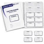 C-Line C-Line Registry Log Visitor Badges CLI97030