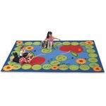Carpets for Kids ABC Rectangle Caterpillar Rug (2200)