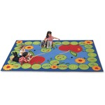 Carpets for Kids ABC Rectangle Caterpillar Rug (2212)