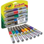 Crayola Visi-max Dry Erase Markers