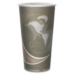 Eco-Products Evolution World PCF Hot Cups (EPBRHC20EW)
