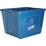 Genuine Joe 14-Gallon Recycling Bin GJO11582