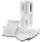 Lorell Magnetic Eraser Replacement Sheets LLR59267