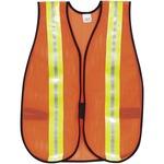 Crews Reflective Fluorescent Safety Vest MCSCRWV201R