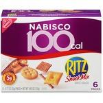Nabisco Ritz Baked Smart Mix (00609)