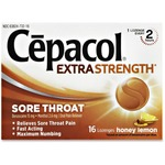 Cepacol Xtra Strngth Sucrse-free Loznges