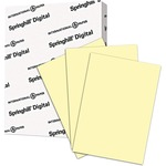 Springhill Vellum Bristol Cover Paper (036000)