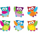 Trend Owl-Stars Classic Accents Variety Pack 10996