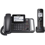 Panasonic Link2Cell KX-TG9581B DECT 6.0 Cordless Phone - Black PANKXTG9581B