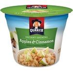 Quaker Oats Apples/Cinnamon Instant Oatmeal Cup (31973)