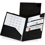 Pendaflex Divide-It-Up 4-Pocket Poly Folders PFX99802