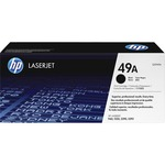 HP 49A Toner Cartridge - Black HEWQ5949A