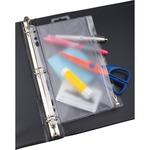 Oxford Zipper Binder Pockets OXF68599