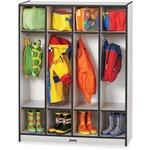 Rainbow Accents 4 Section Coat Locker (0268JCWW180)