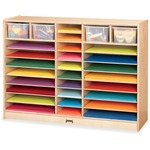 Jonti-Craft Mobile Paper Center (27910JC)