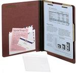 Pendaflex Self-Adhesive Clear Vinyl Pockets PFX99376