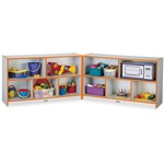 Rainbow Accents Fold-n-Lock Storage Shelf (0326JCWW114)