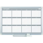 "MasterVision 36"" 12-month Calendar Planning Board BVCGA03106830"