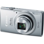 Canon PowerShot 170 IS 20 Megapixel Compact Camera - Silver CNM0127C001