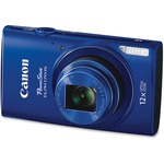 Canon PowerShot 170 IS 20 Megapixel Compact Camera - Blue CNM0130C001