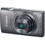 Canon PowerShot ELPH 160 20 Megapixel Compact Camera - Silver CNM0137C001