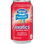 Pure Life Exotics Dragon Fruit Sparkling Water (12252792)