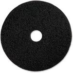 """Genuine Joe 17"""" Advanced Design Black Floor Pad GJO94117"""