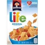 Quaker Oats Life Original Multigrain Cereal Box (43338)